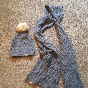 Bear paw hat and gloves